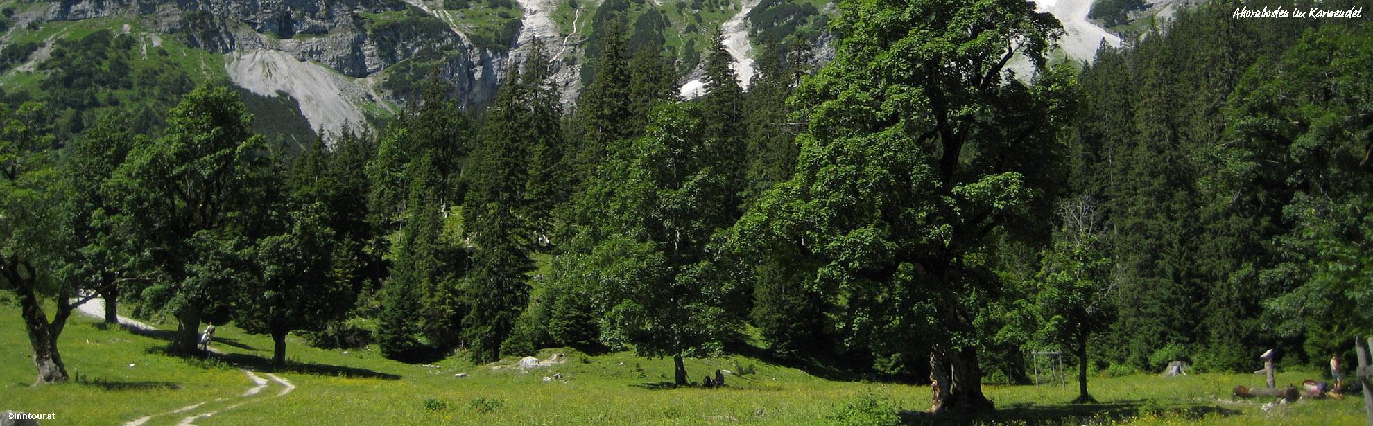 Oinntourat_Ahornboden-Karwendel
